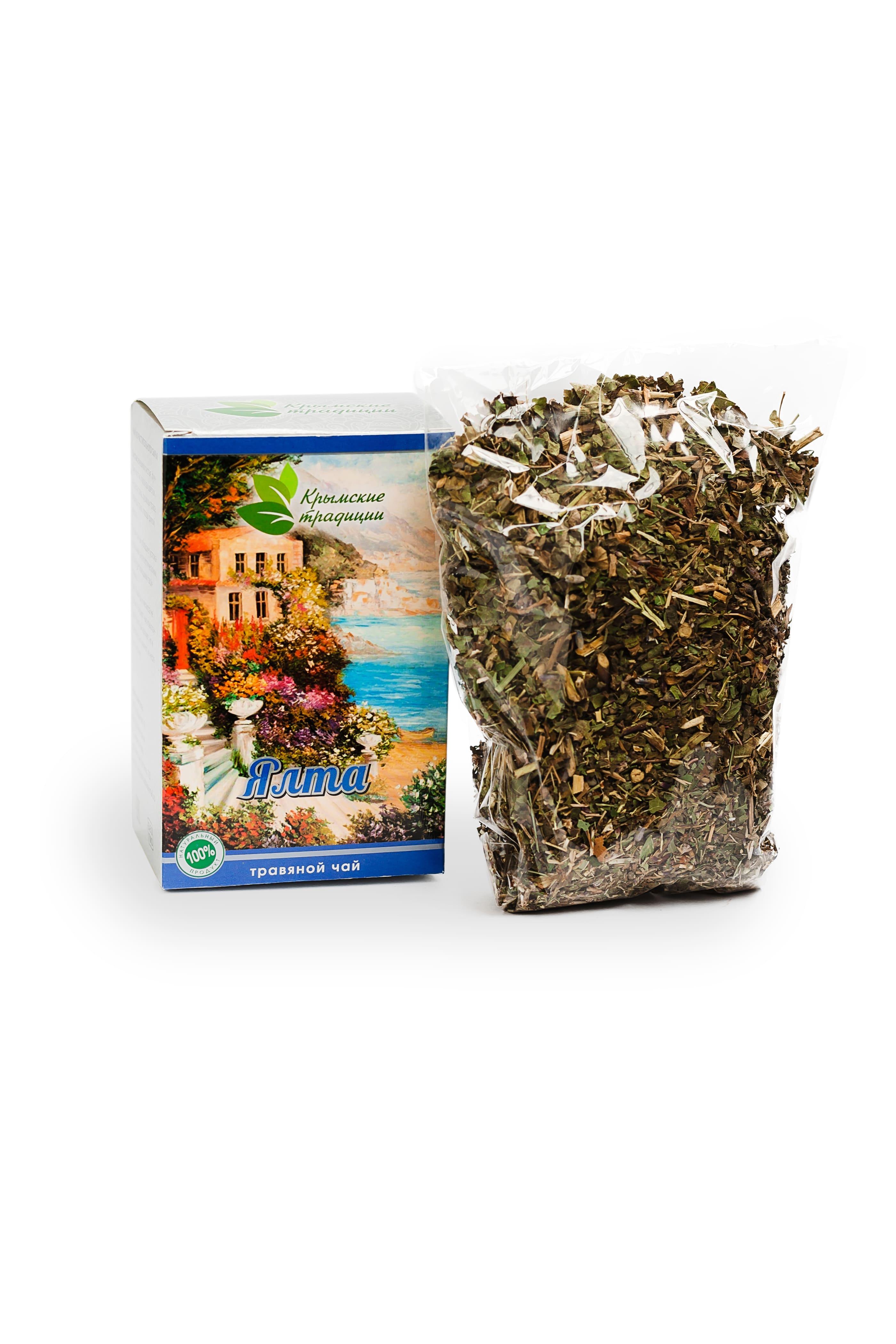 чай крымский травяной сбор